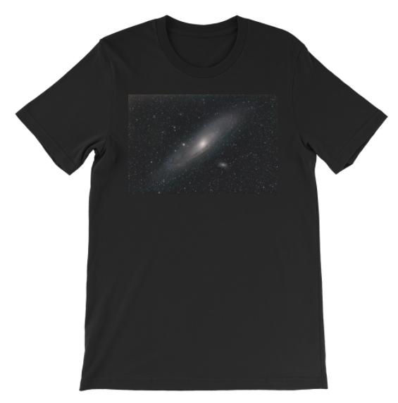 宇宙Tシャツ